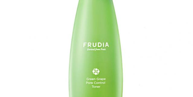 Тонер для лица Green Grape Pore Control Toner, Frudia.