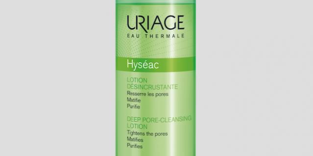 Лосьон для глубокого очищения пор Hyseac, Uriage.