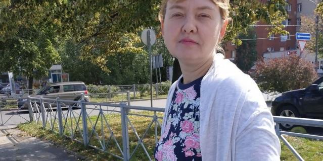 Татьяна, 49 лет, сотрудник метрополитена.