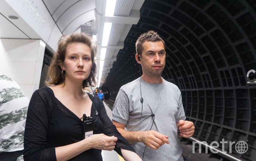 Кадр со съёмок фильма. Фото Марс Медиа