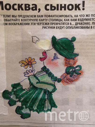 """""""Хороша я, хороша, в зелень вся одета. Гости это подтвердят и приедут летом"""". Фото Людмила Тихонова, """"Metro"""""""