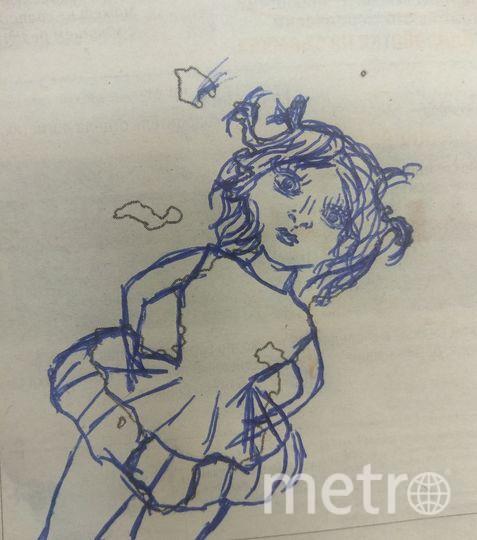 """Милая девочка от Марии. Фото Мария Корниенко, """"Metro"""""""