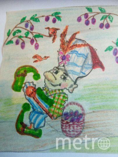 """""""Находчивый Маленький Мук лечит от жадности и глупости"""". Фото Алиса и Татьяна Строгановы, """"Metro"""""""