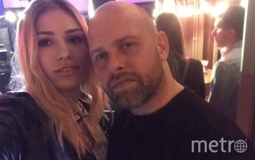 """Алина (27 лет) и Арно Роджер Уилли (37 лет). Фото предоставлено героями материала, """"Metro"""""""