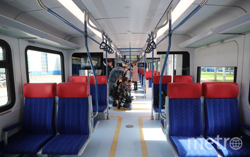 В составе предусмотрено адаптивное освещение. Фото пресс-службы Департамента транспорта Москвы