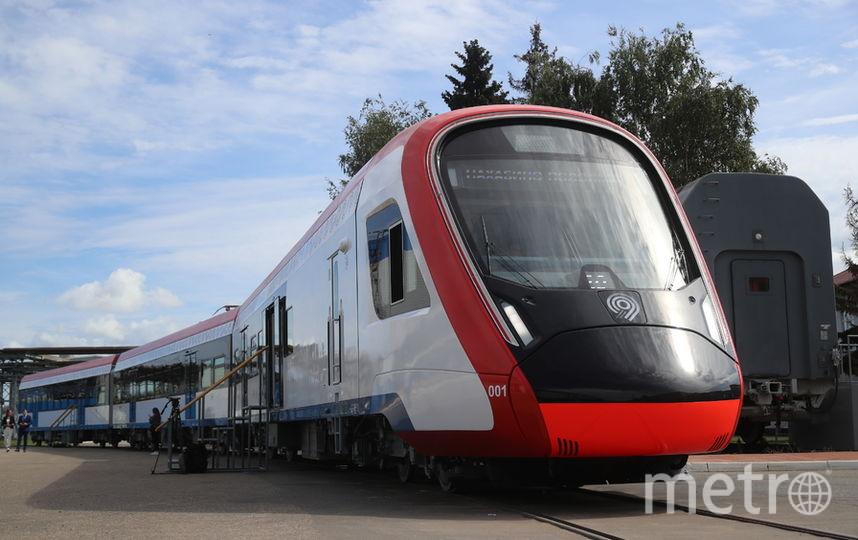Первые маршруты запустят от Одинцово до Лобни и от посёлка Нахабино до Подольска. Фото пресс-службы Департамента транспорта Москвы