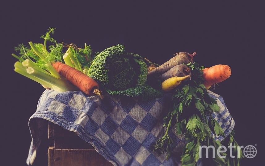 Овощи. Фото Pixabay