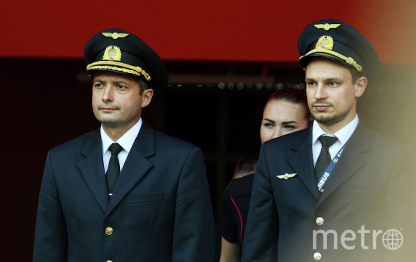 Георгий Мурзин – справа на фото. Рядом – Дамир Юсупов. Фото РИА Новости