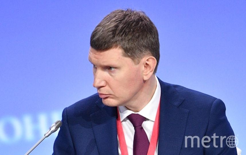 Губернатор Максим Решетников. Фото РИА Новости