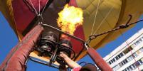 В Петербурге прошел Фестиваль воздухоплавания