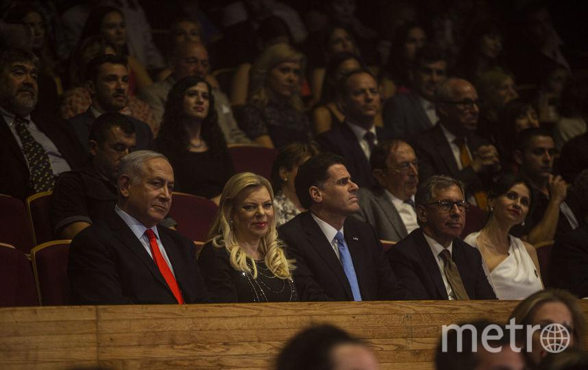Биньямин Нетаньяху и Сара Нетаньяху. Фото Getty