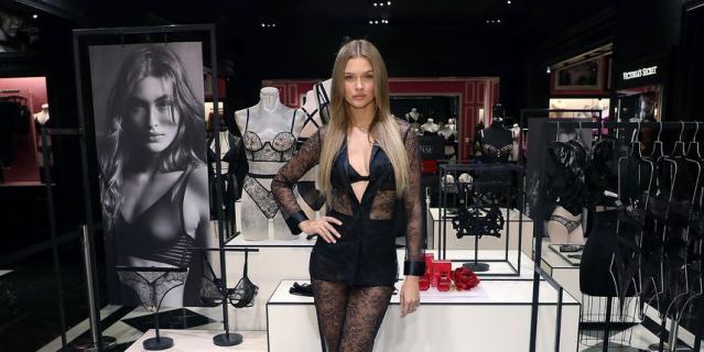 Модель Жозефин Скривер.