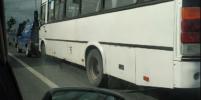 На водителя маршрутки, из которой выпала пассажирка, завели дело в Петербурге