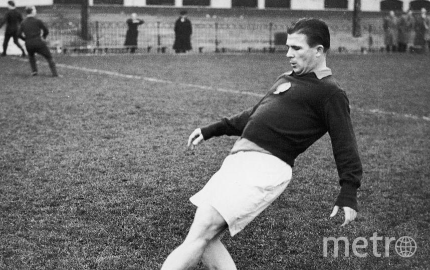 Ференц Пушкаш, венгерский и испанский футболист, нападающий, один из игроков венгерской «Золотой команды», участник чемпионатов мира 1954 и 1962 годов. Фото Getty