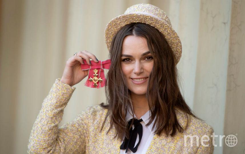 В 2018-м актриса получила Орден Британской Империи. Фото Getty