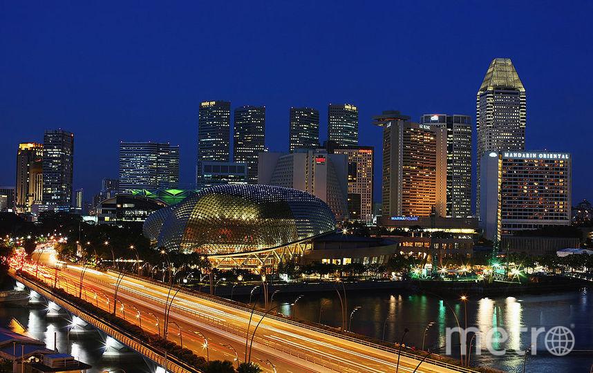 Сингапур. Фото Getty