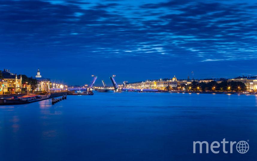 Санкт-Петербург, Россия. Фото Getty