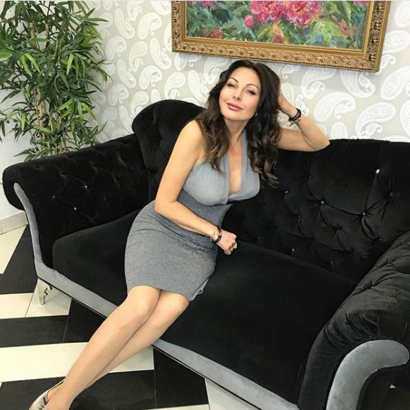По словам актрисы, она не придерживалась никаких диет. Фото скриншот https://www.instagram.com/natalia_bochkareva_official/.