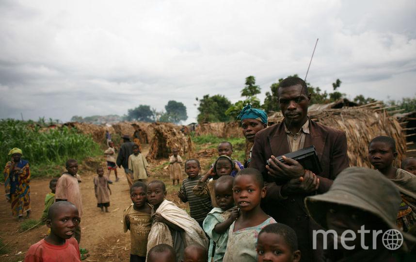 Жители Конго. Фото Getty