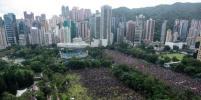 Протесты в Гонконге приобретают новую форму