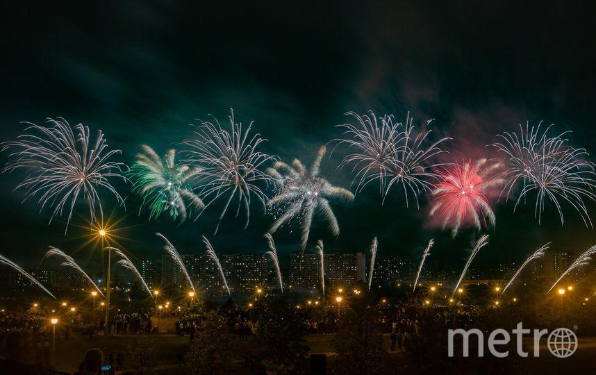 Фестиваль фейерверков запомнился москвичам. Фото Предоставлено организаторами