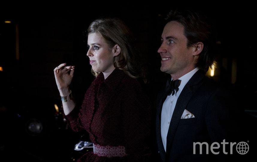 В марте 2019-го пара посетила Национальную портретную галерею в Лондоне. Фото Getty