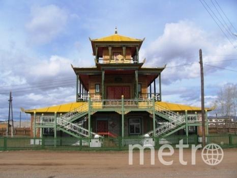 Екатерину II вернут в Анинский буддийский монастырь. Фото vbuddizme.ru