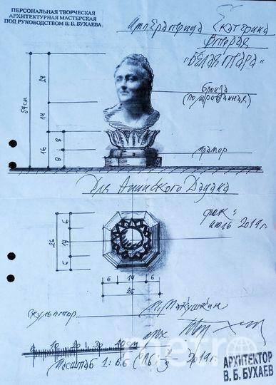 """Екатерину II вернут в Анинский буддийский монастырь. Фото Алена Бобрович, """"Metro"""""""