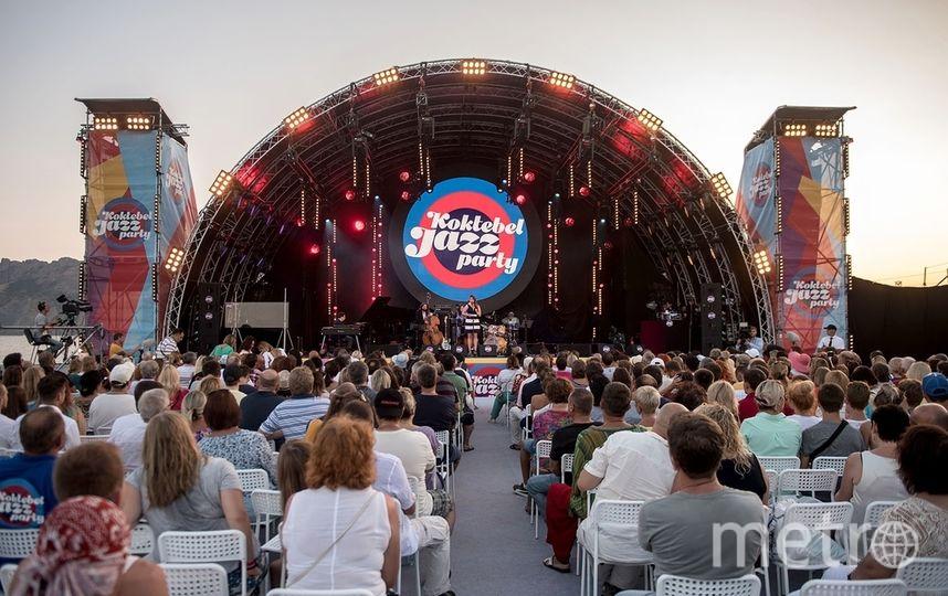 Koktebel Jazz Party. Фото Предоставлено организаторами