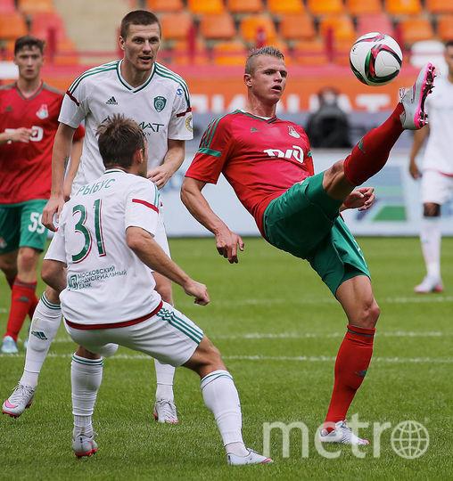 Дмитрий Тарасов. Фото Getty