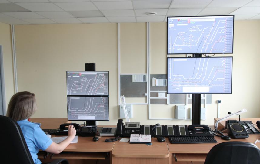 "Электродепо «Южное», 9 августа 2019 г. Фото gov.spb.ru, ""Metro"""