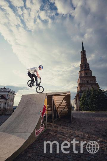 Скейт-парк на территории казанского Кремля построили впервые. Фото redbullcontentpool.com