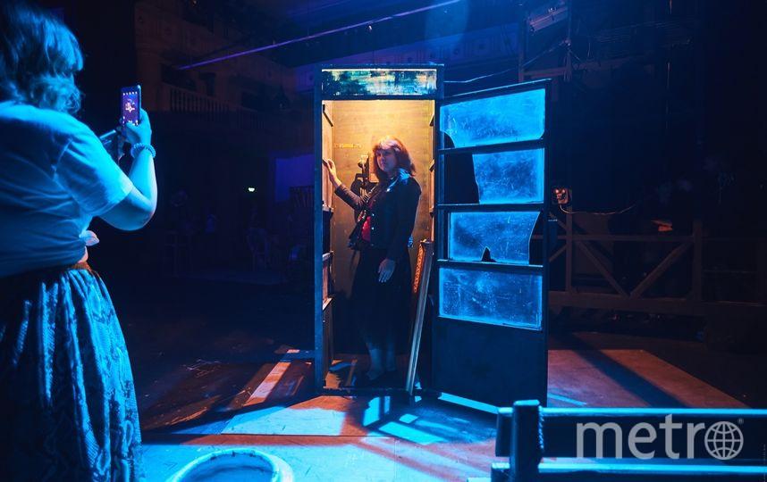 10 октября в театре состоится премьера спектакля «Перемирие» по пьесе Алексея Куралеха. Режиссёр – Олег Липовецкий, репетиции уже идут. Фото Предоставлено организаторами