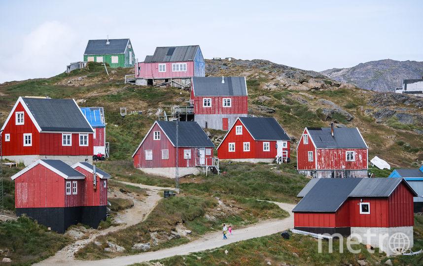В 1979 года Дания передала право самоуправления острову, а в 2009 был принят закон о расширенной автономии Гренландии. Фото AFP
