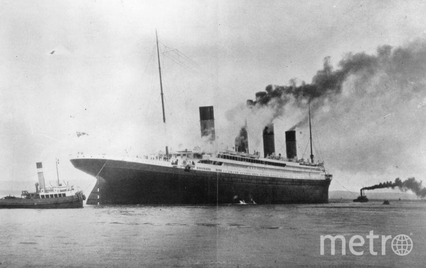 Титаник. Фото Getty