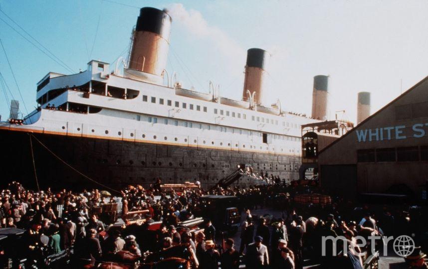 "Кадр из фильма ""Титаник"". Фото ""Двадцатый Век Фокс СНГ"", kinopoisk.ru"