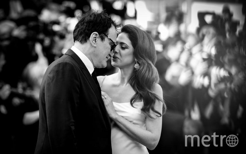 Квентин Тарантино и Даниэлла Пик. Фото Getty