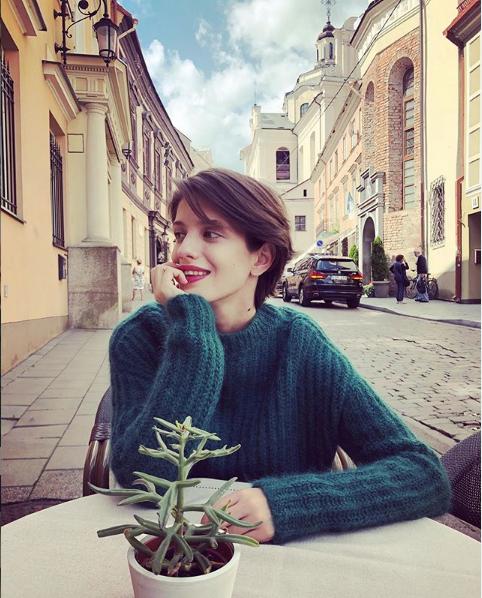 Анна Чиповская. Фото скриншот https://www.instagram.com/chi_pa/.