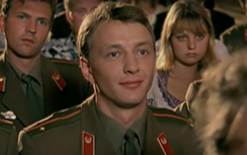 "Марат Башаров в сериале ""Граница"". Фото Скриншот Youtube"