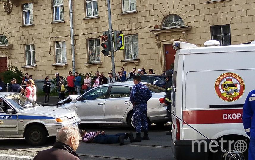ДТП и ЧП   Санкт-Петербург   vk.com/spb_today. Фото vk.com