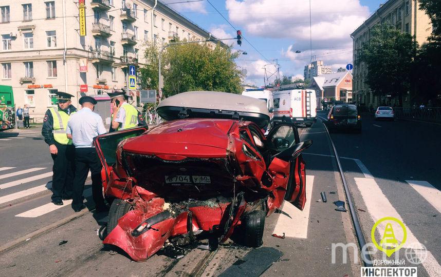 """""""Дорожный инспектор"""" / vk.com/dorinspb. Фото vk.com"""