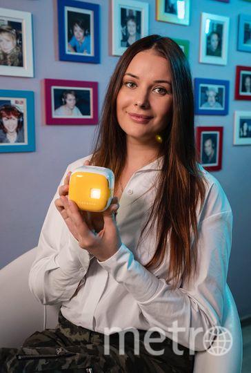 Оксана Фёдорова. Фото предоставлено CINEMOOD
