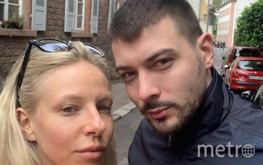 Кирилл и Анна. Фото Скриншот Instagram/annagudyno