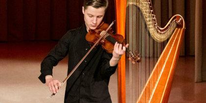 Петербуржцы собрали деньги на новый инструмент для молодого музыканта