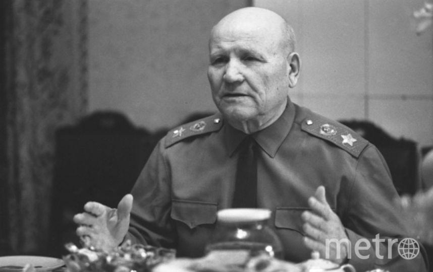 Маршал Иван Конев. Фото РИА Новости