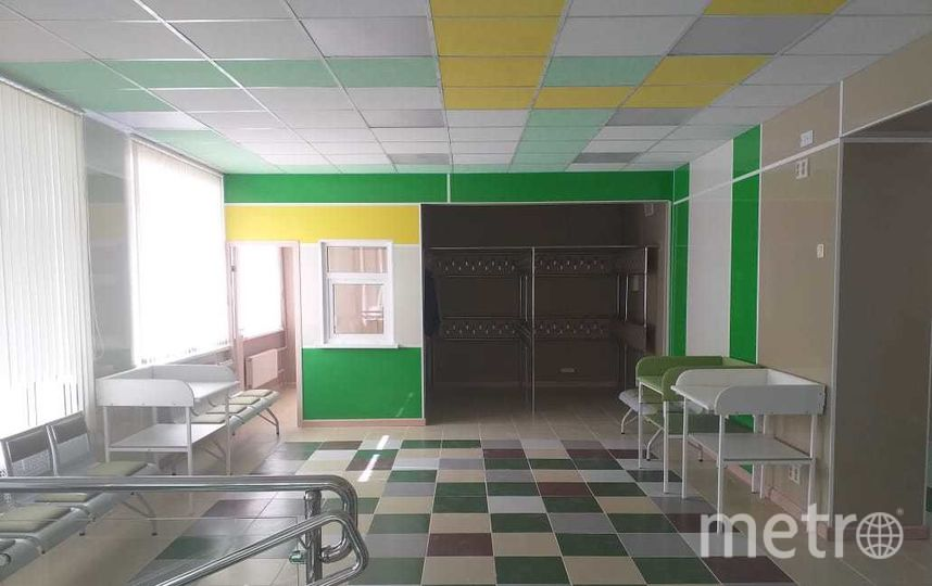 "Проект «Бережливые поликлиники». Фото ""Metro"""