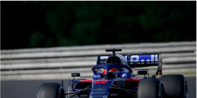 Toro Rosso Showrun - Даниил Квят примет участие в заездах.