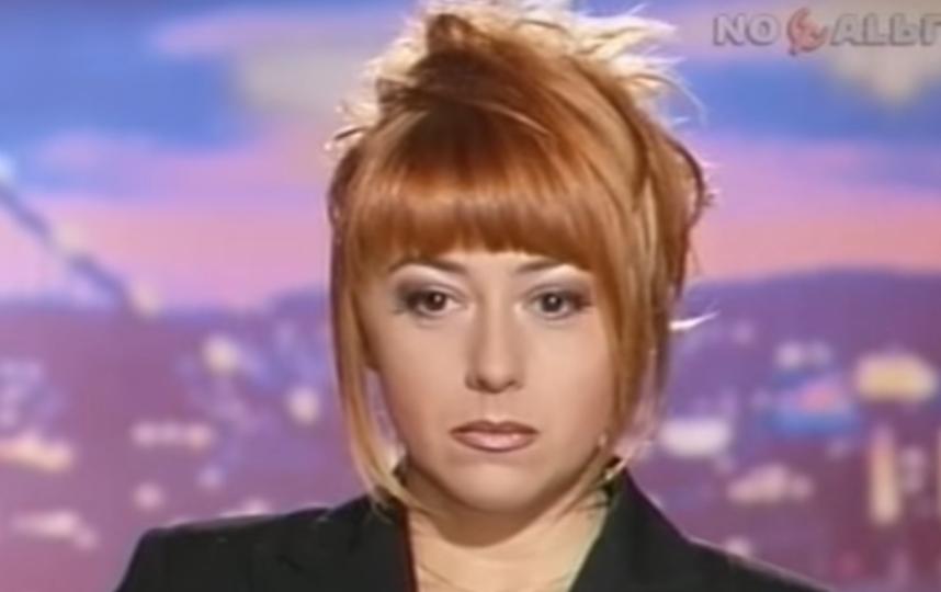 Алена Апина. Фото Скриншот Youtube