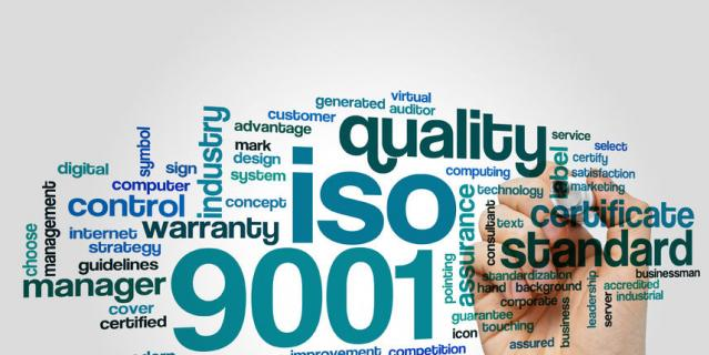 сертификация ISO 9001.