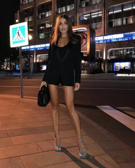 Топ-модель Дарья Коновалова. Фото скриншот: instagram.com/dariakonovalova/